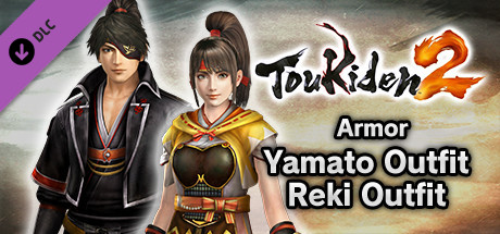 Toukiden 2 - Armor: Yamato Outfit / Reki Outfit