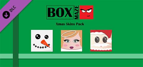 Box Maze - Xmas Skins Pack