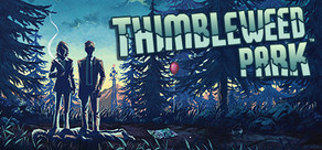 Thimbleweed Park cover art