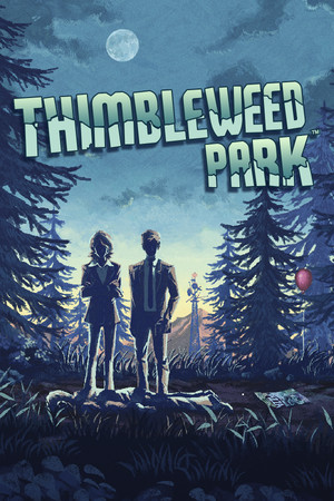 Thimbleweed Park poster image on Steam Backlog