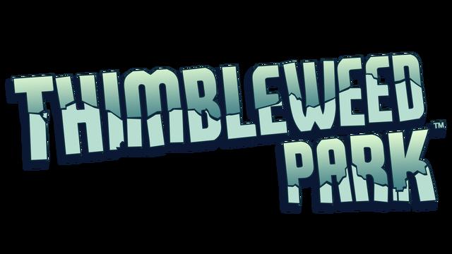 Thimbleweed Park™ logo