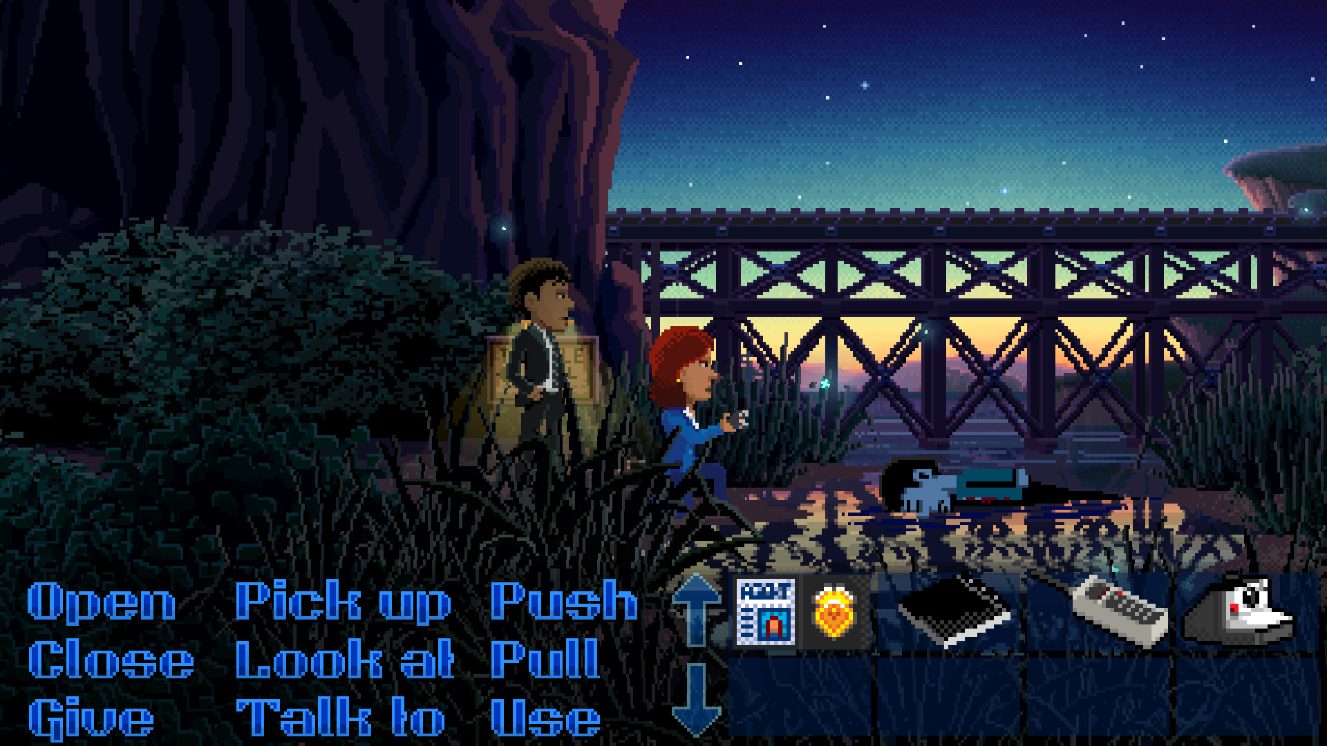 Thimbleweed Park Screenshot 2