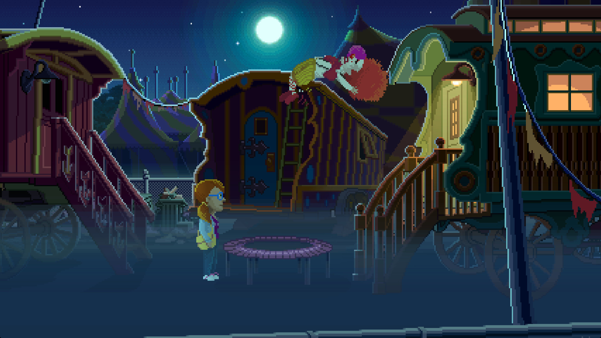Thimbleweed Park Screenshot 3