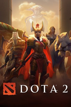 Dota 2 poster image on Steam Backlog
