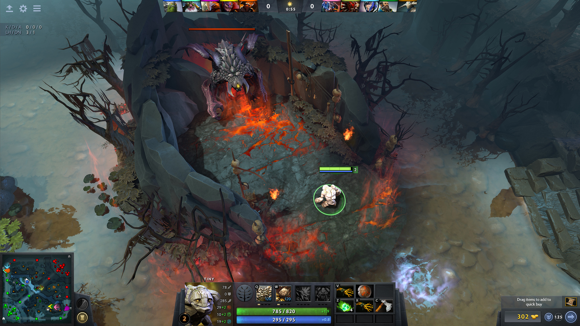 Dota 2 System Requirements - Can I Run It? - PCGameBenchmark