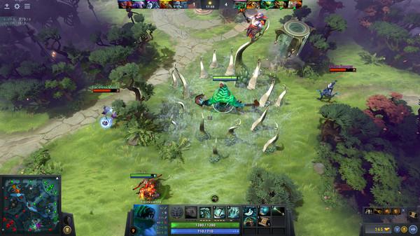 скриншот DotA 2 0