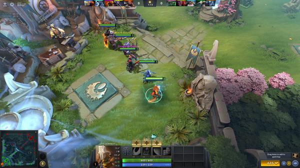 скриншот DotA 2 4