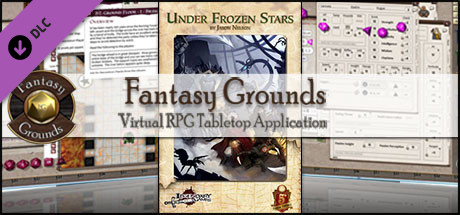 Fantasy Grounds - Under Frozen Stars (5E)