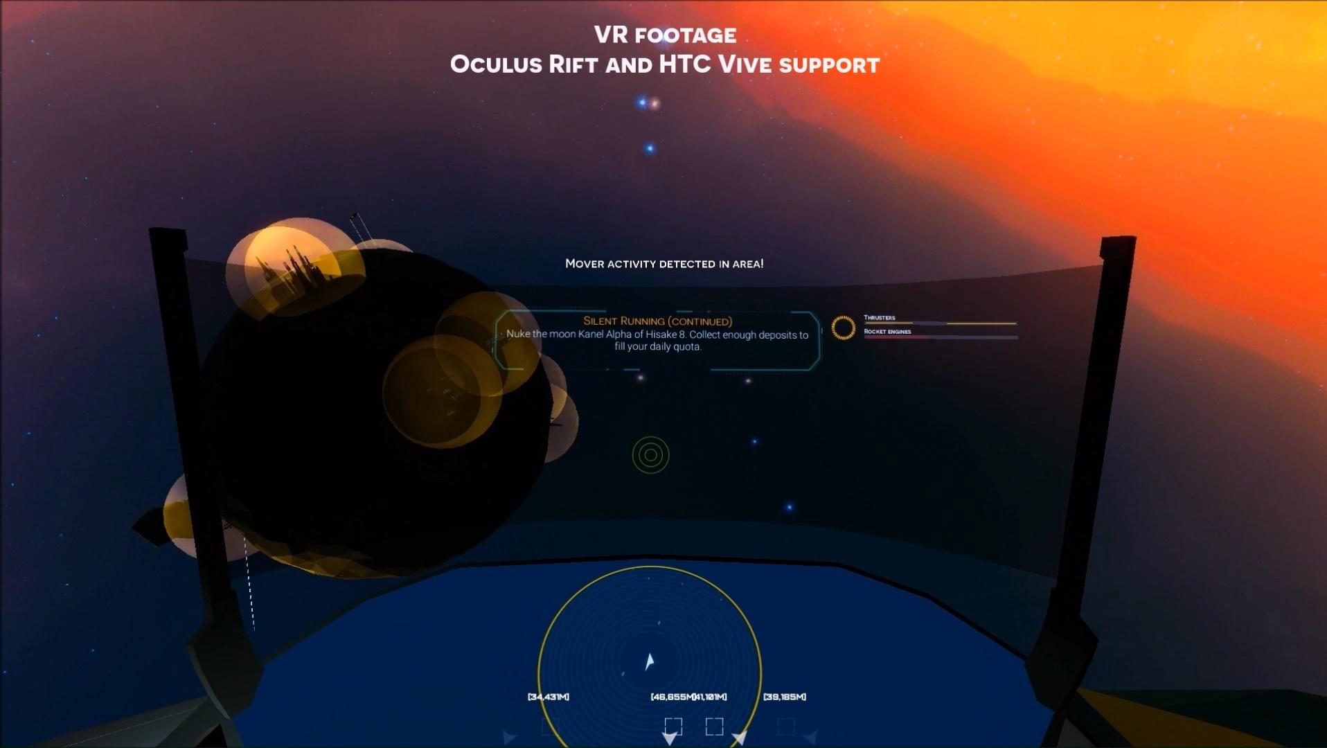 Constellation Distantia Screenshot 1