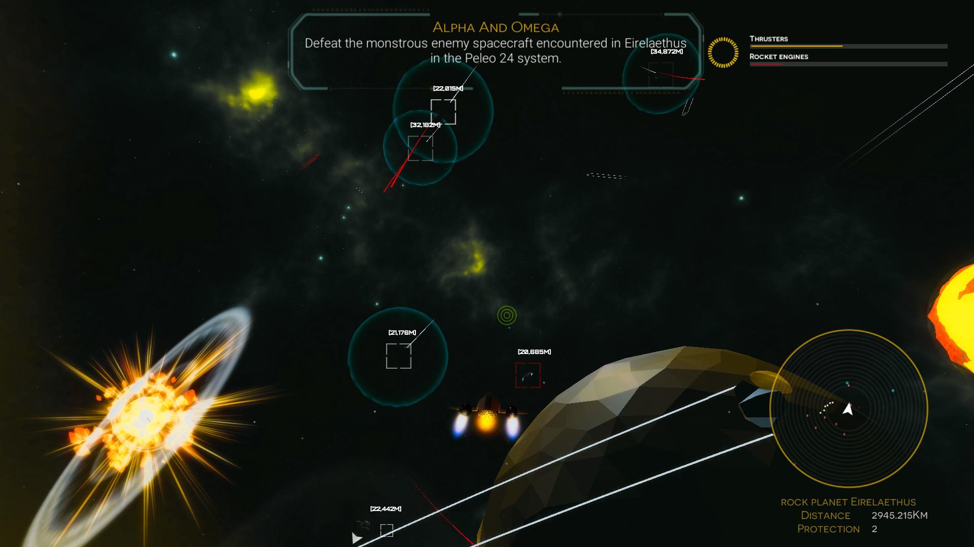 Constellation Distantia Screenshot 3