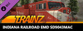Trainz 2019 DLC: Indiana Railroad EMD SD9043MAC