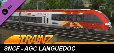 Trainz 2019 DLC: SNCF - AGC Languedoc