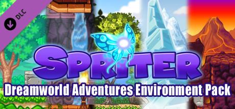 Spriter: Dreamworld Adventures Environment Art Pack