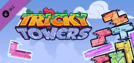 Tricky Towers - Holographic Bricks