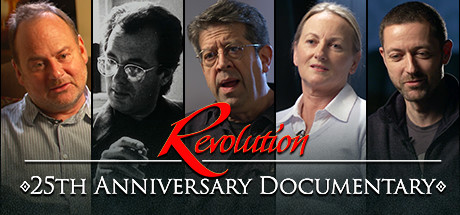 Teaser image for Revolution 25th Anniversary Documentary