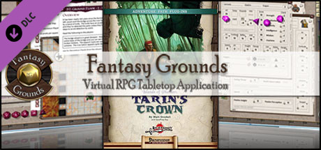 Fantasy Grounds - Islands of Plunder: Tarin's Crown (PFRPG)