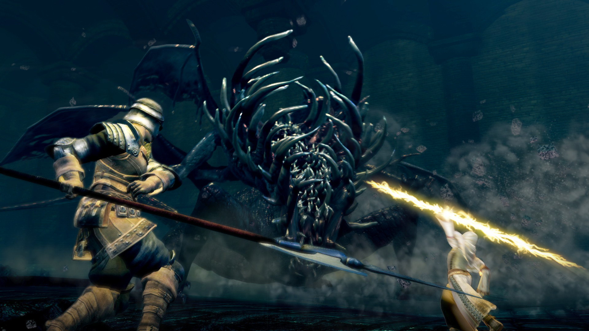 Tưng bừng tháng 5, Sony phát tặng miễn phí 2 game PlayStation khủng: Dark Souls Remastered và Dying Light - Ảnh 3.
