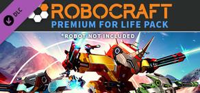 Robocraft - Premium for Life Pack