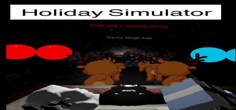 Holiday Simulator : Wacky Sleigh Ride