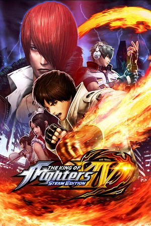 THE KING OF FIGHTERS XIV STEAM EDITION poster image on Steam Backlog