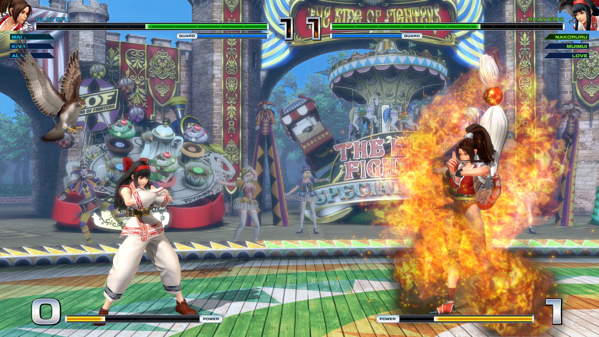 The King of Fighters XIV Steam Edition Screenshot 3