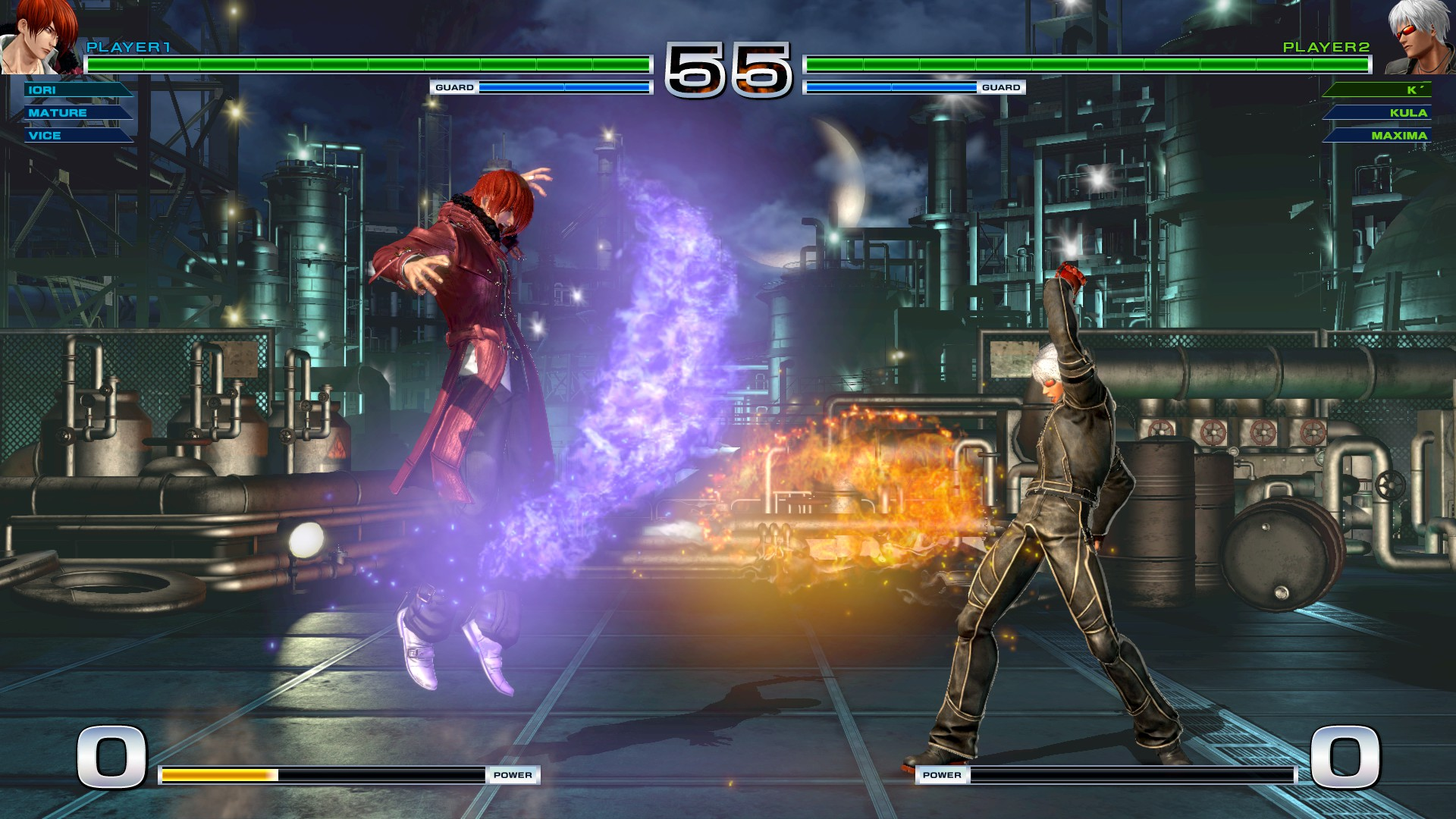 the king of fighters xiv ps4 download