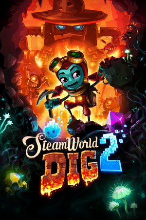 SteamWorld Dig 2 poster image on Steam Backlog