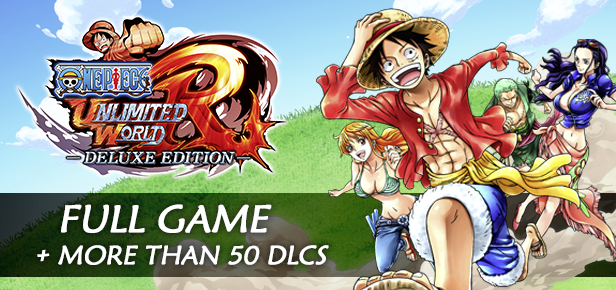 one piece unlimited world red 3ds dlc download