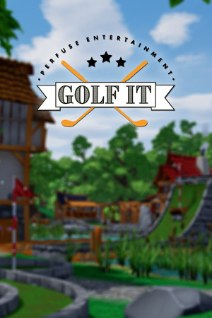 Golf It! poster image on Steam Backlog