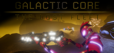 Teaser image for Galactic Core: The Lost Fleet (VR)