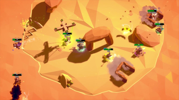 Screenshot of MageQuit