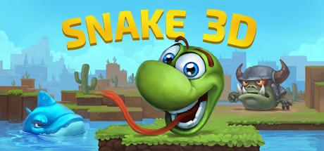 Teaser image for Snake 3D Adventures