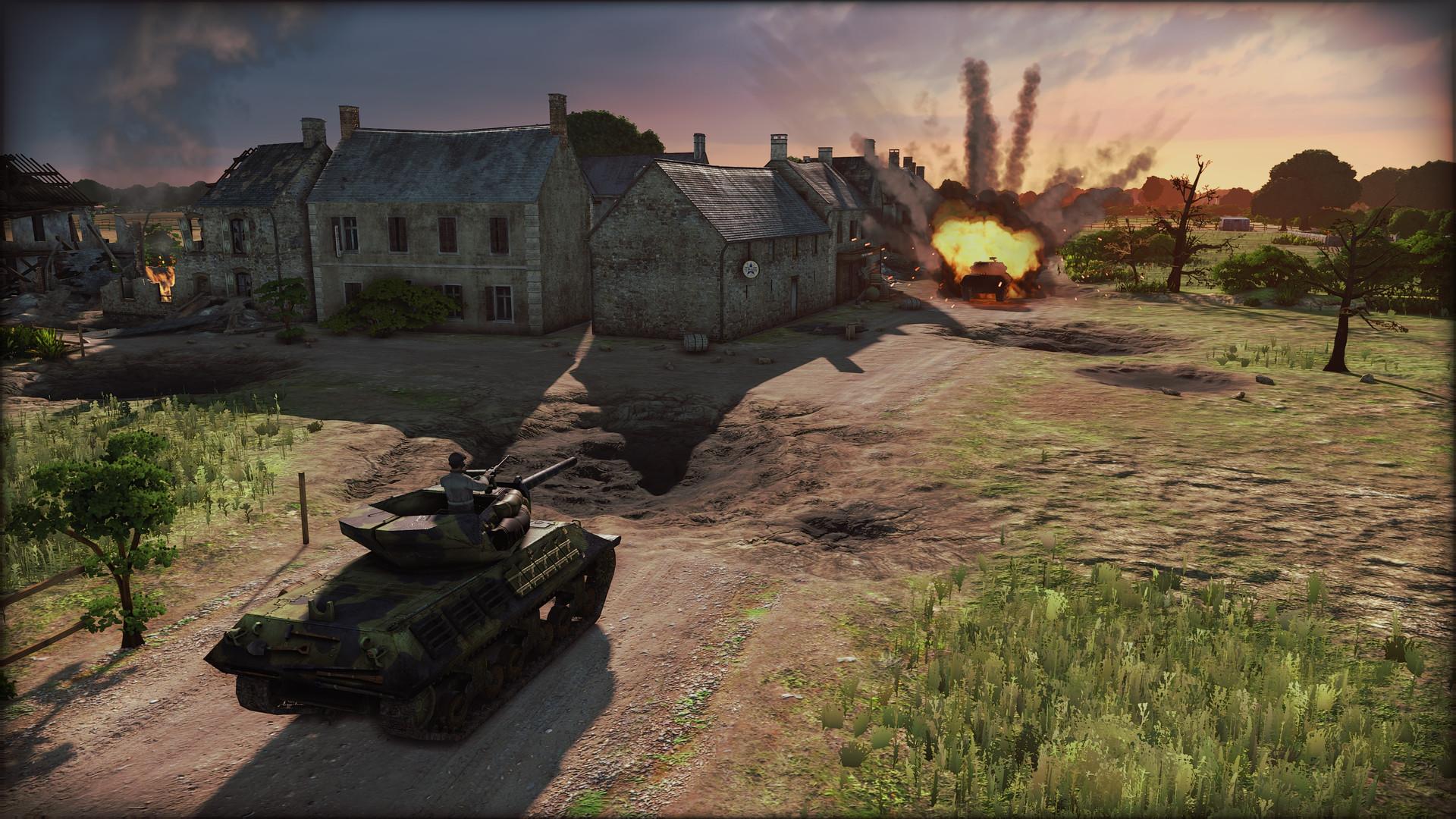 Steel Division: Normandy 44 Screenshot 1