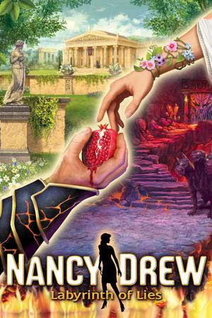 Nancy Drew: Labyrinth of Lies poster image on Steam Backlog