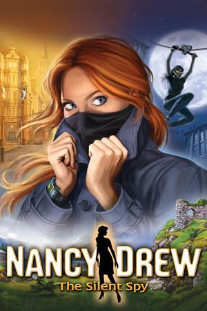 Nancy Drew: The Silent Spy poster image on Steam Backlog