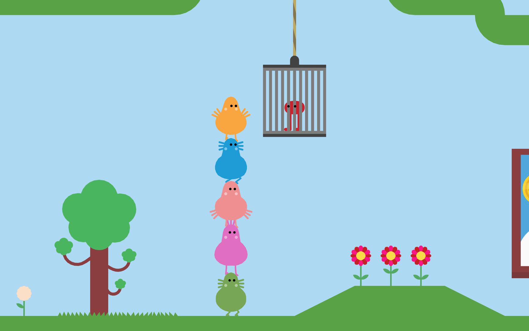 Pikuniku Screenshot 1