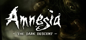Amnesia: The Dark Descent cover art