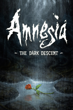 Amnesia: The Dark Descent poster image on Steam Backlog