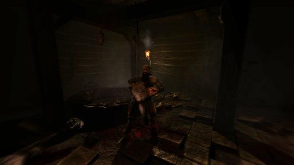 скриншот Amnesia: The Dark Descent 3