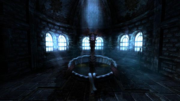 скриншот Amnesia: The Dark Descent 2