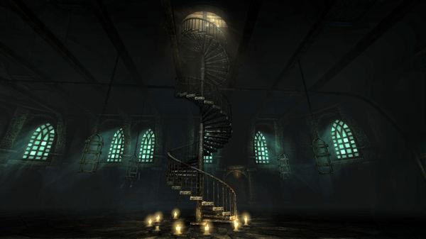 скриншот Amnesia: The Dark Descent 5