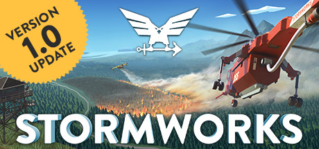 Stormworks: Build and Rescue on Steam Backlog
