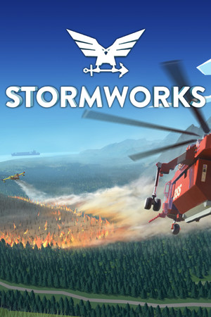 Stormworks: Build and Rescue poster image on Steam Backlog