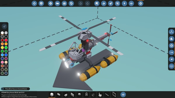 Download Stormworks: Build and Rescue free download