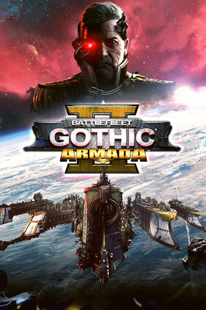 Battlefleet Gothic: Armada 2 poster image on Steam Backlog