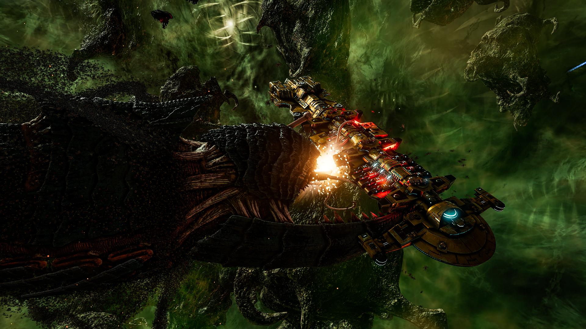 Battlefleet Gothic: Armada II [RePack] [2019 Rus Eng Multi6]