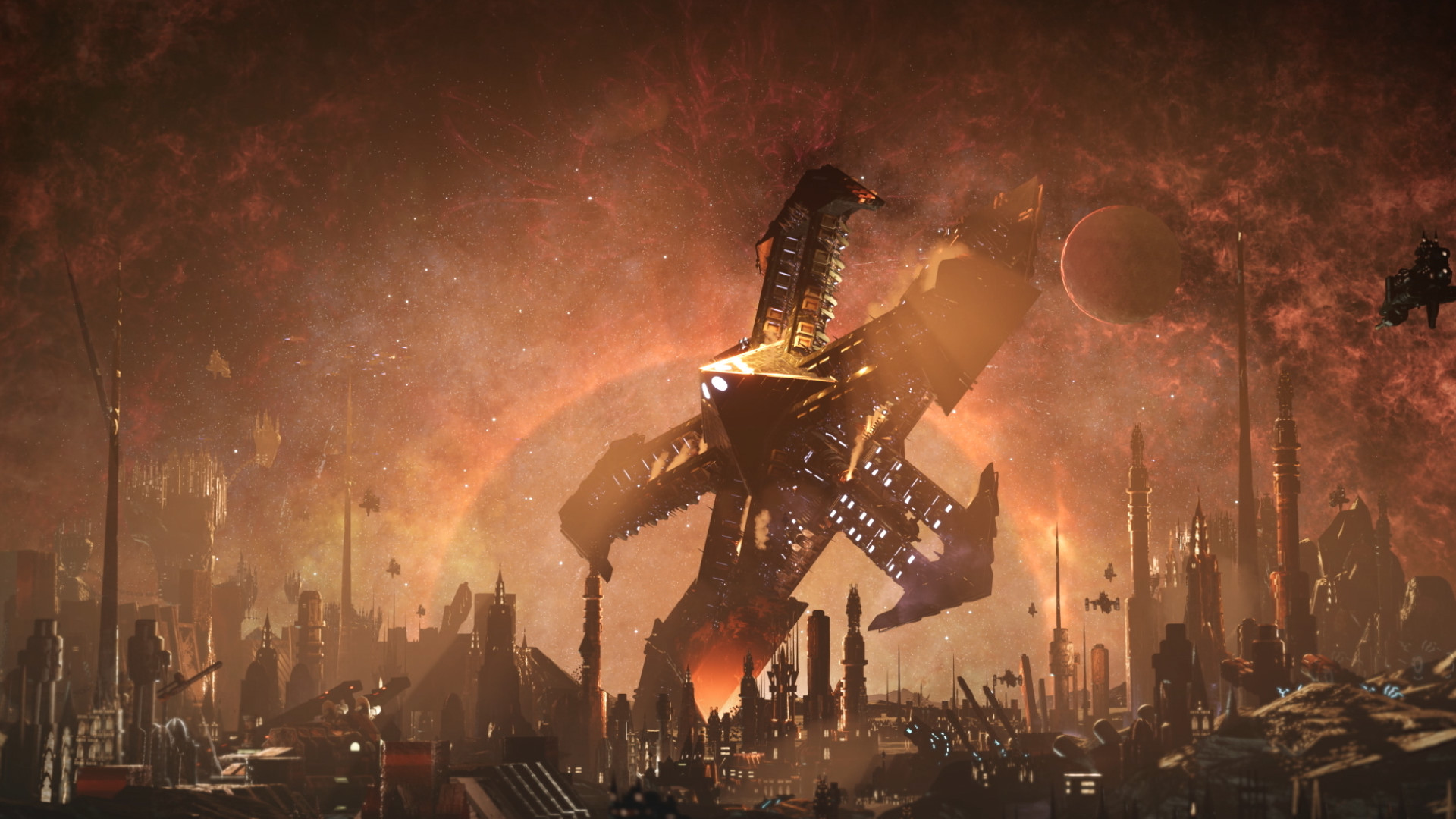 Battlefleet Gothic: Armada 2 Crack Download