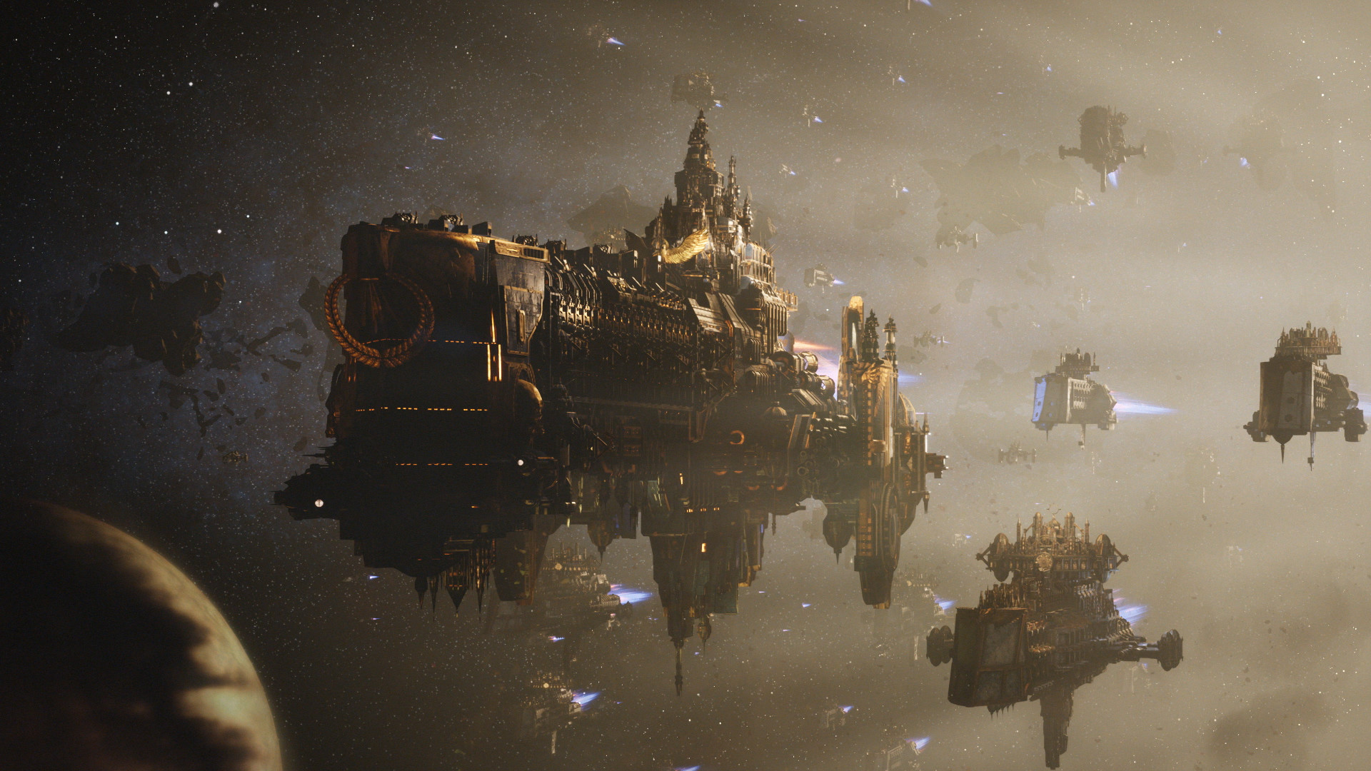 Battlefleet Gothic: Armada 2 Free Download
