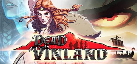 Dead In Vinland Capa