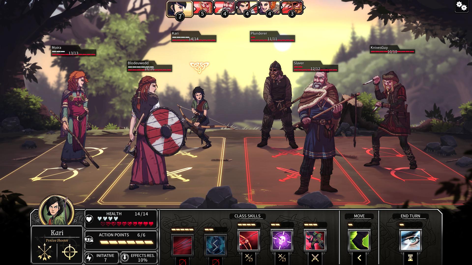 Dead In Vinland Screenshot 2